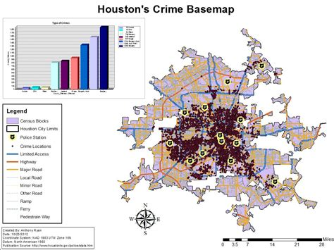 houston glasgow map houston crime map houston crime rate map usa