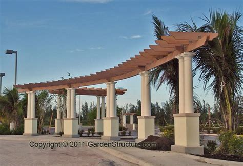 pergolas in miami commercial pergolas in miami house exterior and