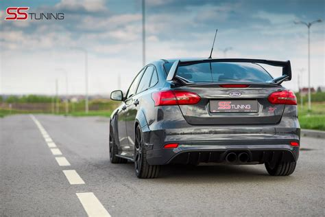 Ford Focus Forums by Focus Sedan Spoiler Ss Tuning Mod Ford Focus Forum