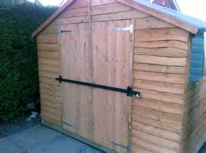 shed security timber buildings shop