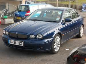 Jaguar X Type Blue Used Jaguar X Type 2001 Model 3 0 V6 Sport 4dr Petrol