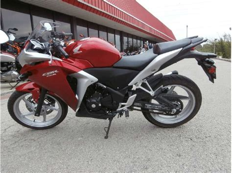Honda Cbr250r 2012 Mod buy 2012 honda cbr250r on 2040motos
