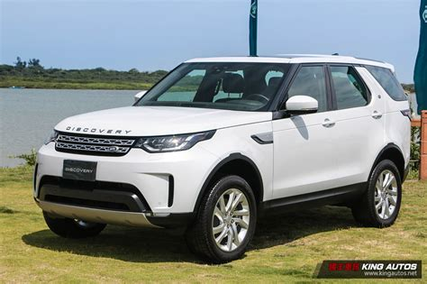 land rover discovery cing 4車型349萬元起 新世代 land rover discovery 預售開跑