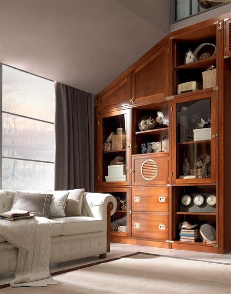 librerie pontedera wall parete attrezzata componibile by caroti