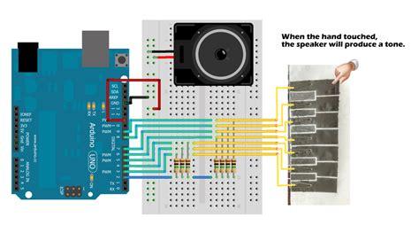 how to make a capacitive sensor arduino uno capacitive sensor not working arduino stack exchange