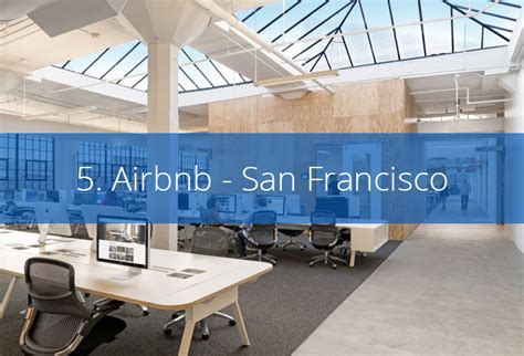 best airbnb san francisco the top 25 most popular offices of 2014 office snapshots