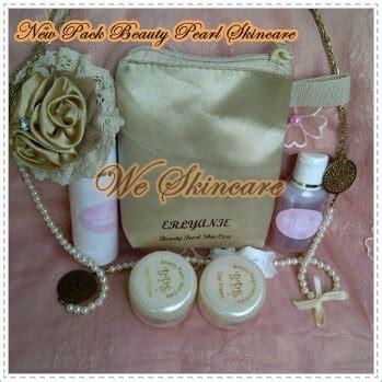 Pearl Skincare Bps Erl harga produk bps erl we skincare