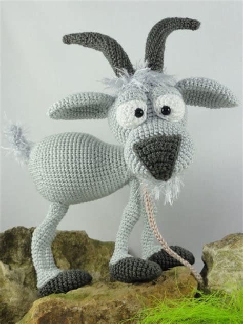 amigurumi goat pattern free gus the goat amigurumi crochet pattern