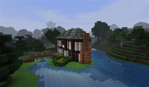 cool french house in mc   Minecraft Seeds For PC, Xbox, PE