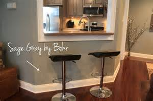 Behr Paint Colors Interior Home Depot sage gray by behr k pinterest