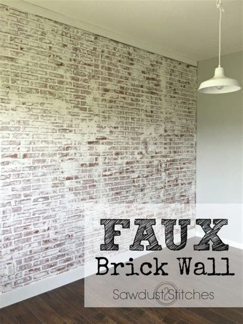 charming kitchen best 25 faux brick wall panels ideas on 25 best ideas about faux walls on pinterest wood wall