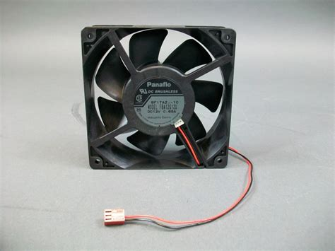 Fan Dc Brushless Ad 0912hs Gcm panflo dc brushless fan fba12g12u mavin the webstore