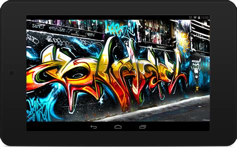 graffiti wallpaper app graffiti wallpapers android apps on google play