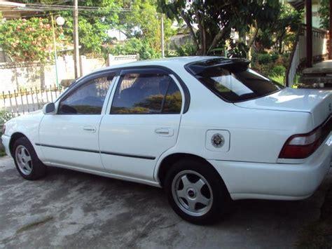 Toyota Corolla Xl 1996 Specs Toyota Corolla Xl Picture 5 Reviews News Specs Buy Car