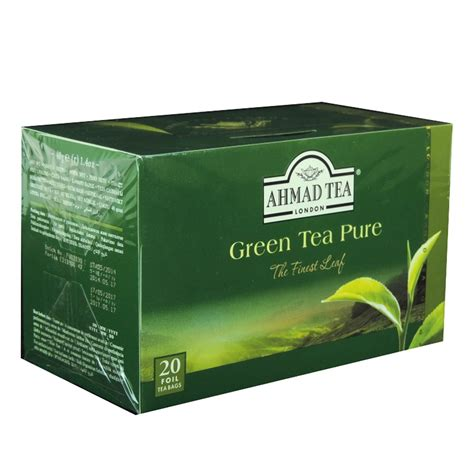 Ahmad Tea Detox Cleanse Reviews by Ahmad Tea Green Tea 20 Bags 40g