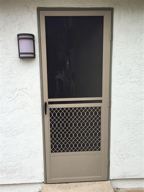 swinging screen door safeguard doors door design patio french doors