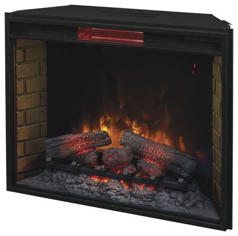 classicflame infrared electric fireplace insert 33