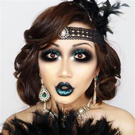 1920s great gatsby makeup the 25 best flapper makeup ideas on pinterest 1920s