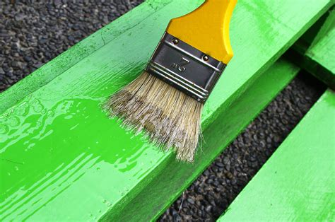 how to paint woodwork how to paint wood with pictures wikihow