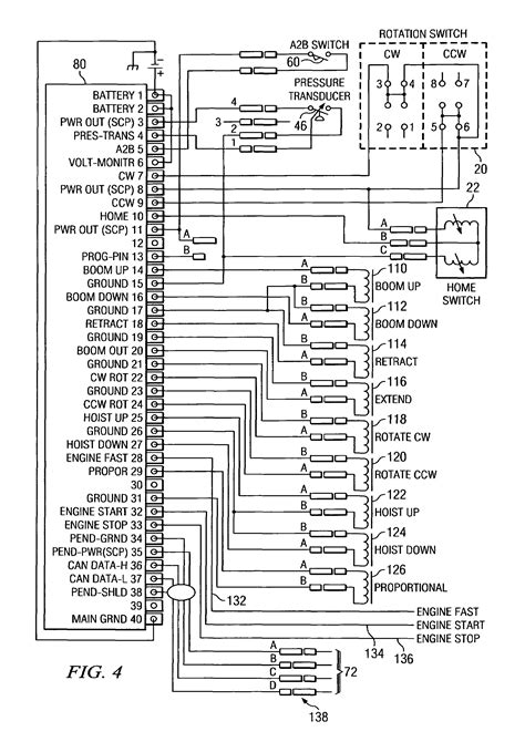 jlg 400s wiring diagram wiring diagram and schematics