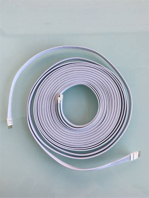 philips hue light strip extension extension cable for philips hue lightstrip plus 6 pin