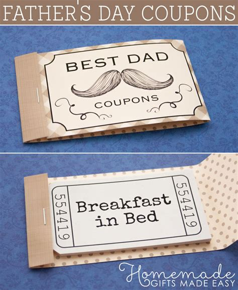 s day gifts for fathers day gifts crafts to make