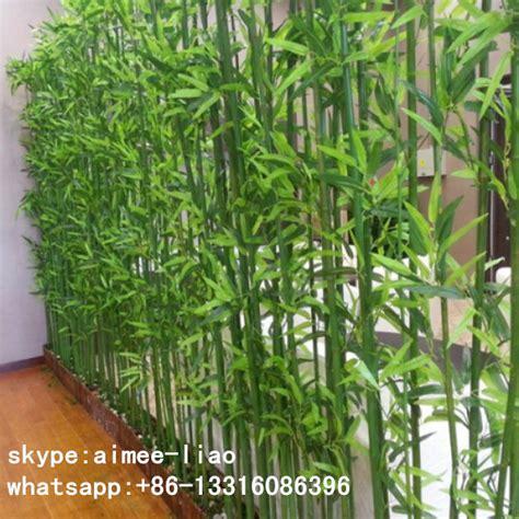 Paket Daun Bunga Dekorasi Daun Bunga Buatan 2 q092014 tanaman hias dekorasi luar ruangan tiang bambu