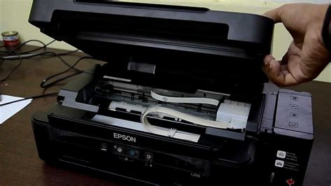 Cartridge Printer Epson L210 epson l210 inkjet printer with ink tank complete revi doovi
