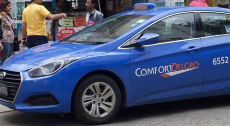 comfort taxi rates comfortdelgro taxi introduces most convoluted reward