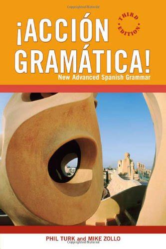 accin gramtica new advanced 0340915269 libro accion gramatica new advanced spanish grammar di