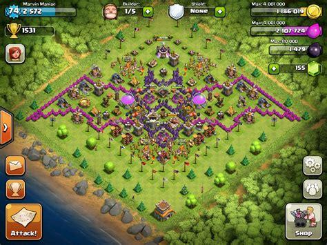 layout coc batman screenshot base designs version 2 page 197
