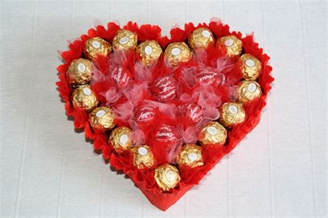 shaped flower arrangements valentines day diy s day gift idea make shaped