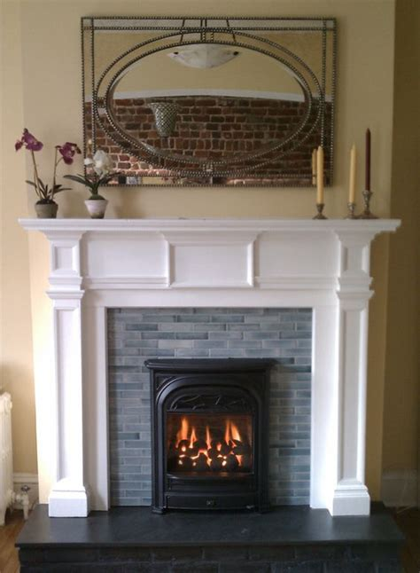 gas inserts for existing fireplaces fireplace president gas insert offers a historic flair