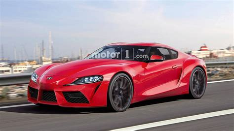 Supra New Model by 2019 Toyota Supra Confirmed To Offer A Four Cylinder Option