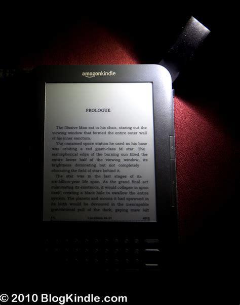 Kindle Light by Kindle 3 Photos