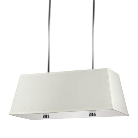 shop sea gull lighting dunning 36 in w 4 light stardust shop sea gull lighting dayna shade 36 in w 4 light brushed