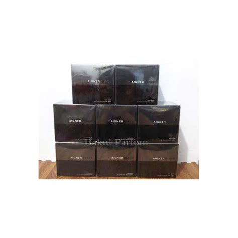 Ori Reject Aigner Black 125ml Parfum No Box aigner black jual parfum original harga parfum