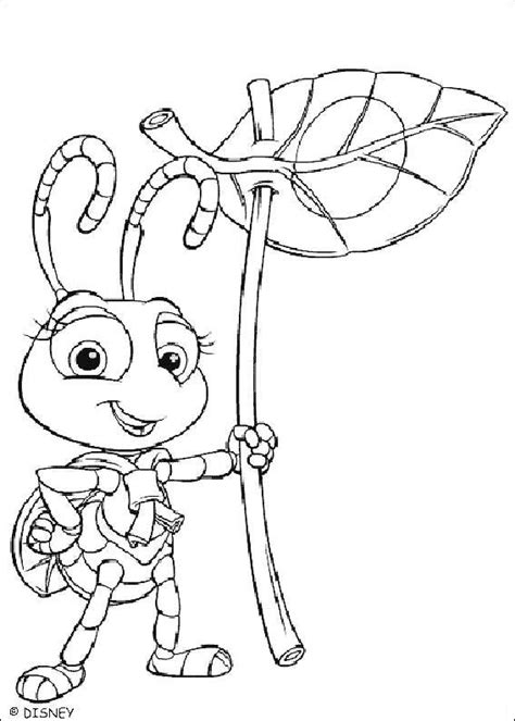 a bugs life 04 coloring page