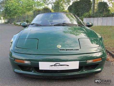 how cars run 1991 lotus elan electronic toll collection 1991 lotus elan s2 car photo and specs