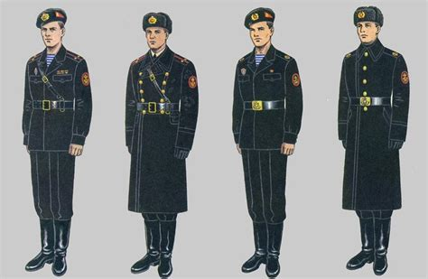russian military uniforms soviet army uniforms 51 by peterhoff3 on deviantart