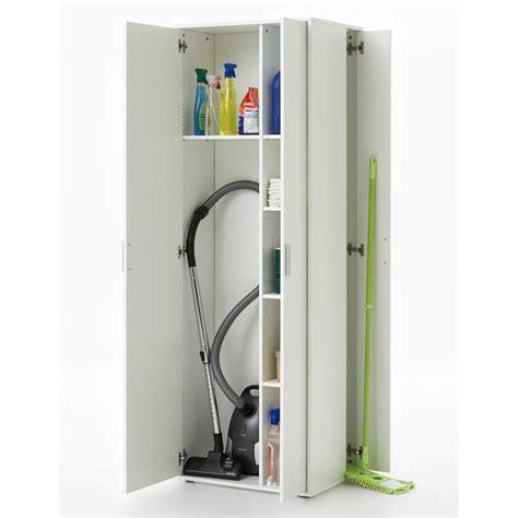 armoire a balais armoire 224 balais meuble de rangement multifonctionnel