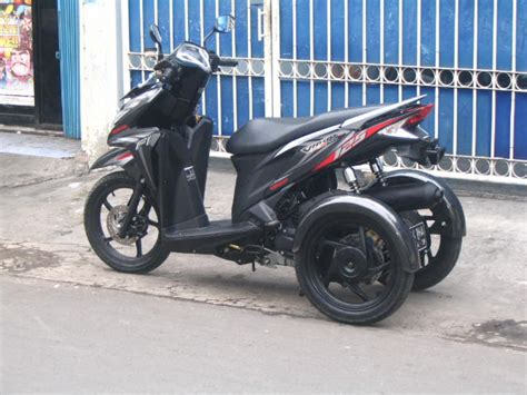 Kruk As Honda Vario Techno 125 Original oracle modification concept 05 01 2013 06 01 2013
