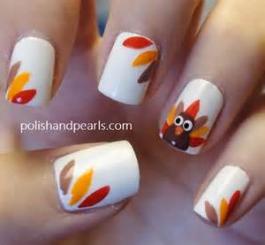 cute and easy thanksgiving nail designs thanksgiving nail art 13 festive fall manicure tutorials