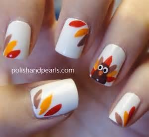 thanksgiving nail art 13 festive fall manicure tutorials