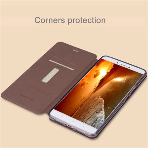Xiaomi Mi Max Retro Flip Leather Cover Dompet Armor Bagus mofi vintage xiaomi mi max texture horizontal flip leather with card slot