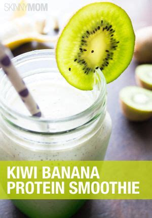 Kiwi Banana Detox Smoothie by 17 Best Ideas About Banana Protein Smoothie On