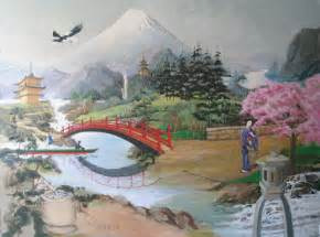 Japanese Wall Murals Best Japanese Wall Murals Design
