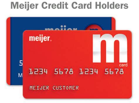 Meijer Reloadable Gift Card - meijer credit card meijer meijer com