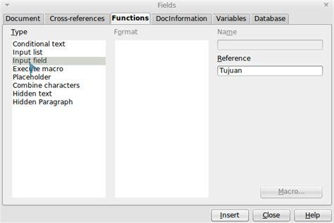 cara membuat nomor halaman di libreoffice writer membuat input field di libreoffice mattsapii