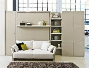 Murphy Bed Sofa Transformable Murphy Bed Sofa Systems That Save Up On